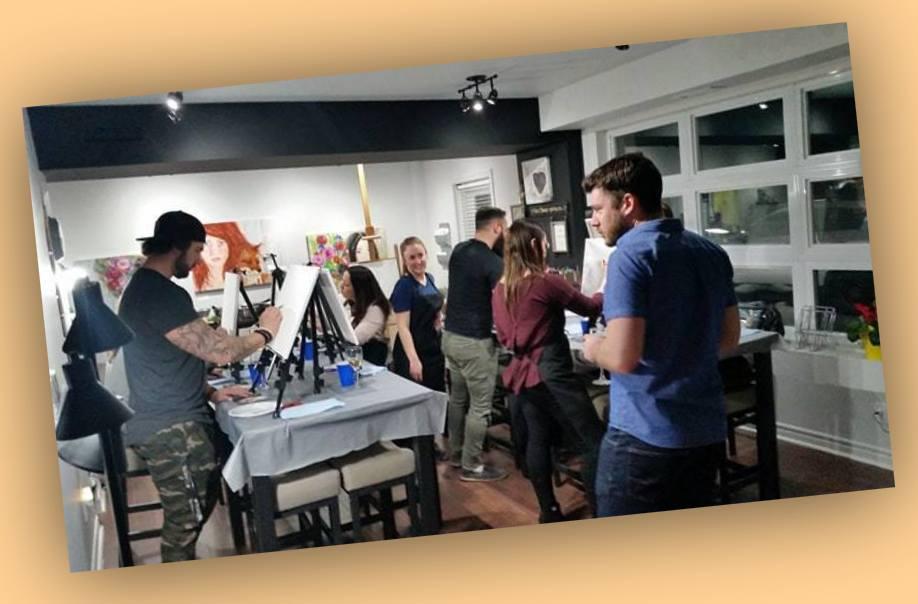 cours de peinture adultes